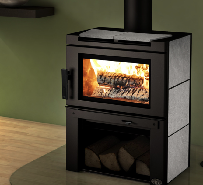 Matrix-Wood-Stove-With-Blower