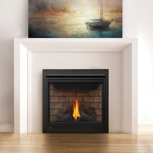 direct vent fireplace ascent 35 b35