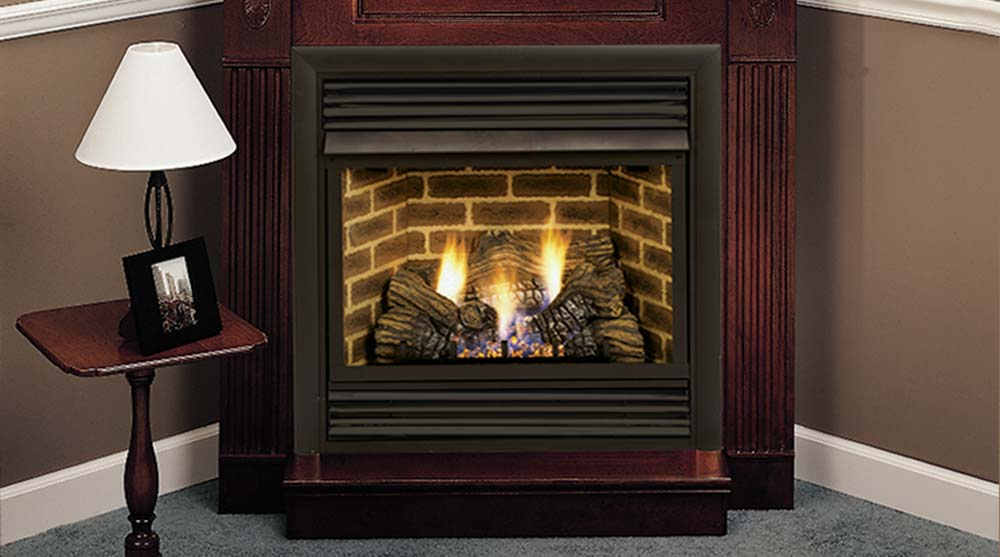 Dfx series vent free gas fireplace - Gas fireplaces for small spaces property ...