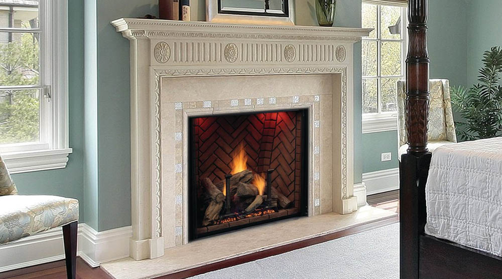 gas fireplaces dunrite chimney centereach new york