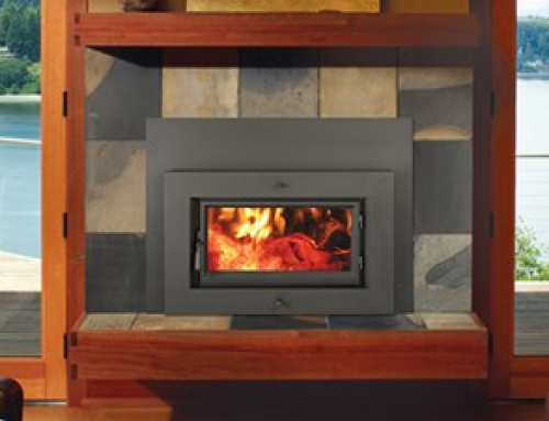Cabello 1200 Wood Fireplace Insert