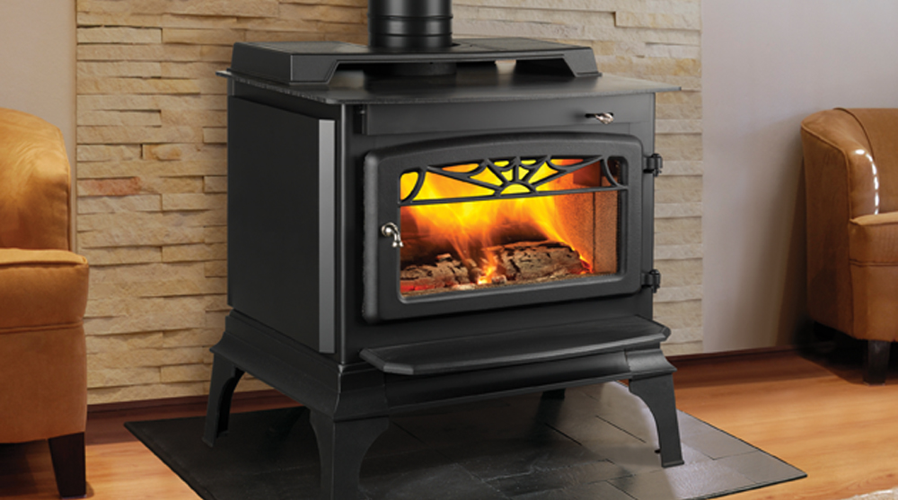 Defiant® FlexBurn® Wood Burning Stove - Defiant® FlexBurn® Wood Burning Stove Dunrite Chimney Centereach