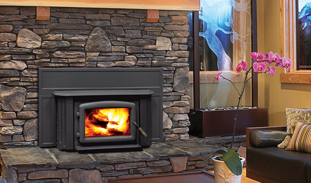 Kodiak 1200 Wood Fireplace Insert