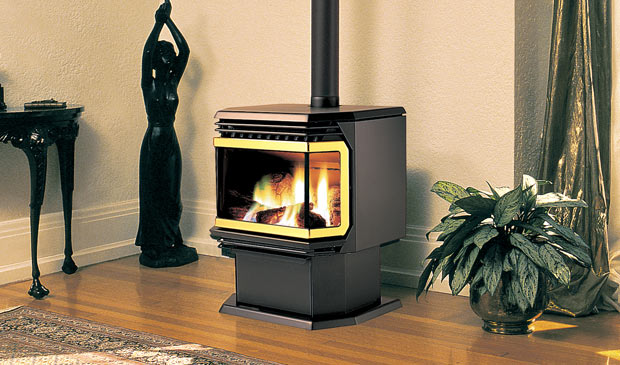 Natural Gas Wood Stoves How To Use