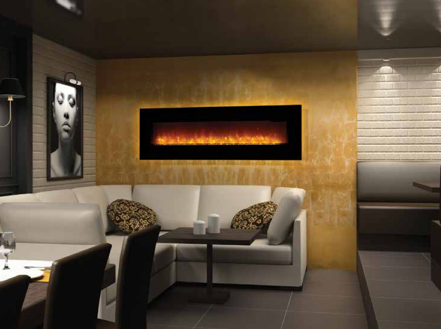 The 51ef Electric Linear Fireplace